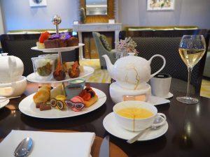 Afternoon Tea / High Tea Mandarin Oriental Munich, Germany