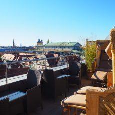 The Mandarin Oriental Munich Rooftop Bar