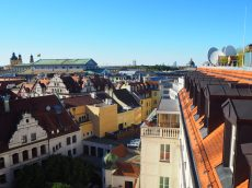 The Mandarin Oriental Munich Rooftop Bar