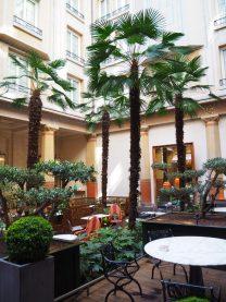 Prince de Galles Paris - Cour Intérieure / Courtyard