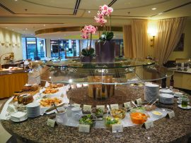 Sunday Brunch Buffet at the Grand Hotel Vienna - Review ★★★☆☆