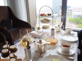 Afternoon Tea at the Waldorf Astoria Berlin – Review ★★★★★