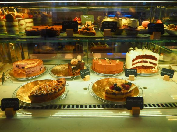 The Cakes from Roca's Deli