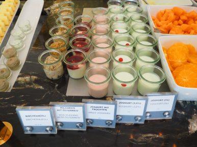 Muesli & Yogurts