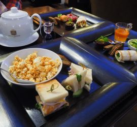 Afternoon Tea at The Hotel Bristol Vienna – Review ★★★★☆