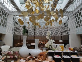 Sunday Brunch Buffet at the Mandarin Oriental Barcelona - Review ★★★★☆