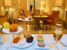 Tea Time de l'Hôtel Plaza Athénée Paris – Avis ★★★★★ (French/Français)