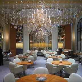 Restaurant Alain Ducasse - Hôtel Plaza Athénée Paris