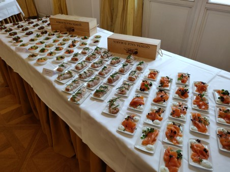 The Savouries Buffet