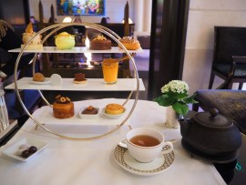 Tea Time de l'Hôtel Park Hyatt Paris-Vendôme – Avis ★★★☆☆ (French/Français)