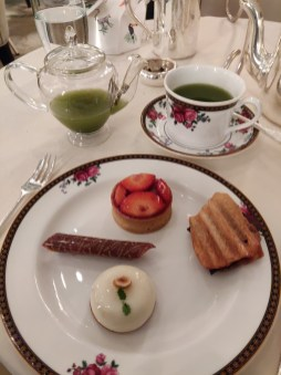 SeasonaliTea Afternoon Tea / High Tea with Wedgwood at the Langham London
