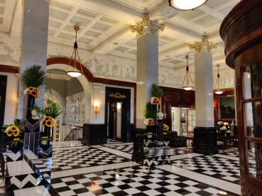 Fairmont Savoy London - Lobby