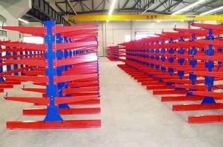 vertical cantilever pipe racks shelving systems industrial steel storage racks