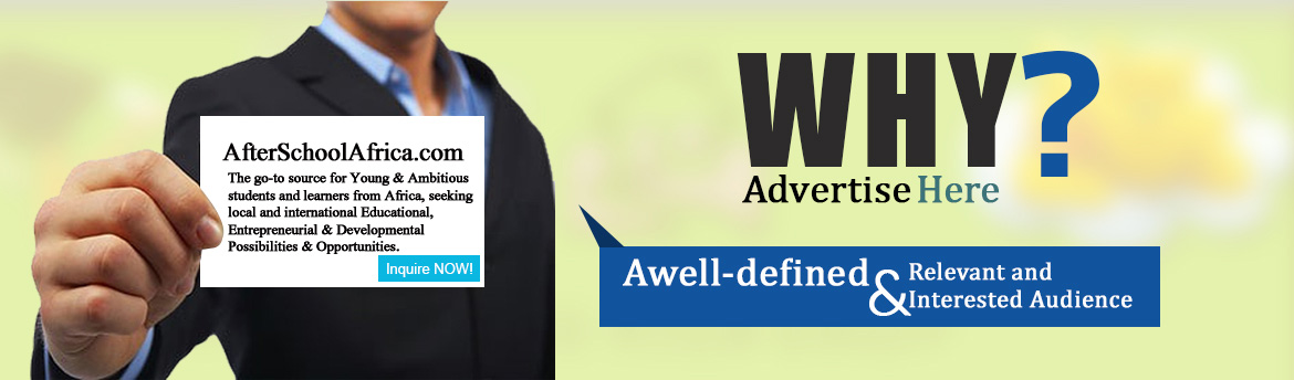 Advertise on AfterschoolAfrica