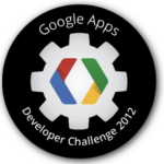 The Google Apps Developer Challenge 2012 is Ready for Submissions!