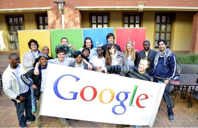 Google developer Africca