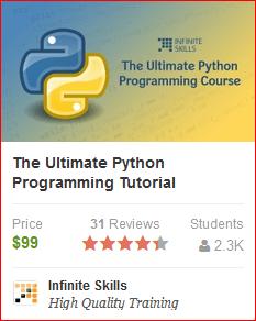 The ultimate python programming tutorial