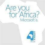 Microsoft WINsiders4Good Fellowship for East African Entrepreneurs 2017
