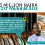 Get 3 million naira for your Business – Apply for Diamond Bank's Building Entrepreneurs 2016 (BET6) Business Grant Today