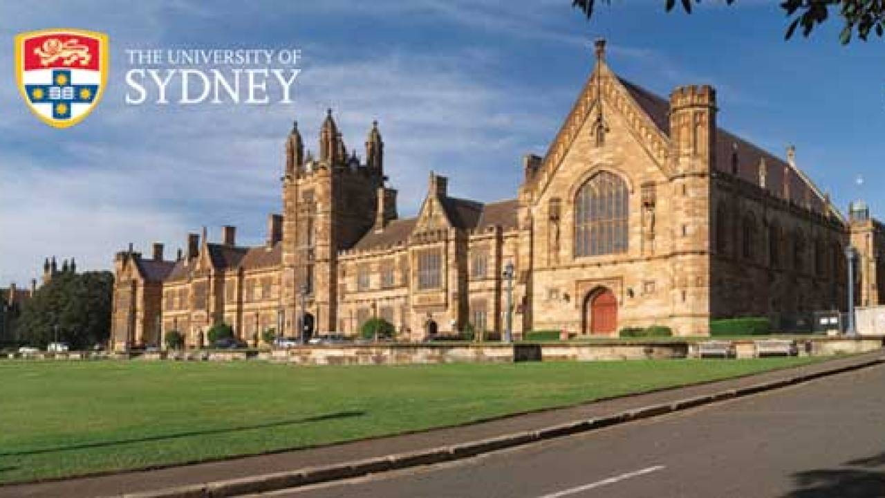 Image result for Fully-funded Scholarship at University of Sydney (up to $40,000)