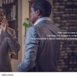 Apply! Sahara Group Grooming Film Extrapreneurs (with Kunle Afolayan)