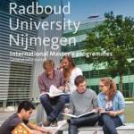 Radboud University Scholarships for International Students 2017/2018 – The Netherlands