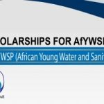 USAID African Young Water and Sanitation Professionals (AfYWSP) Scholarships 2017