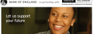 Bank of England Undergraduate Scholarships+Internships for African or Carribbean Students 2018/2019