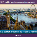 Call for Poster Proposals: Going Global 2017 Conference. London, UK