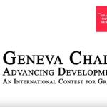 Kofi Annan Geneva Challenge for Graduate Students 2017: Advancing Development Goals Contest