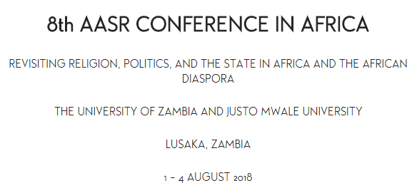 Call for Papers: African Association for the Study of Religions