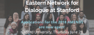 American Middle Eastern Network for Dialogue at Stanford (AMENDS) Youth Summit for Young Leaders in MENA Region 2018