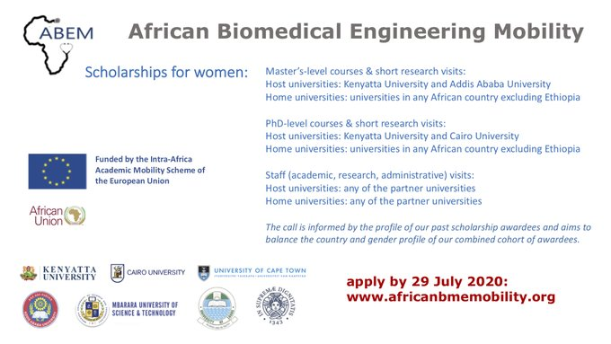 African Biomedical Engineering Mobility (ABEM ...