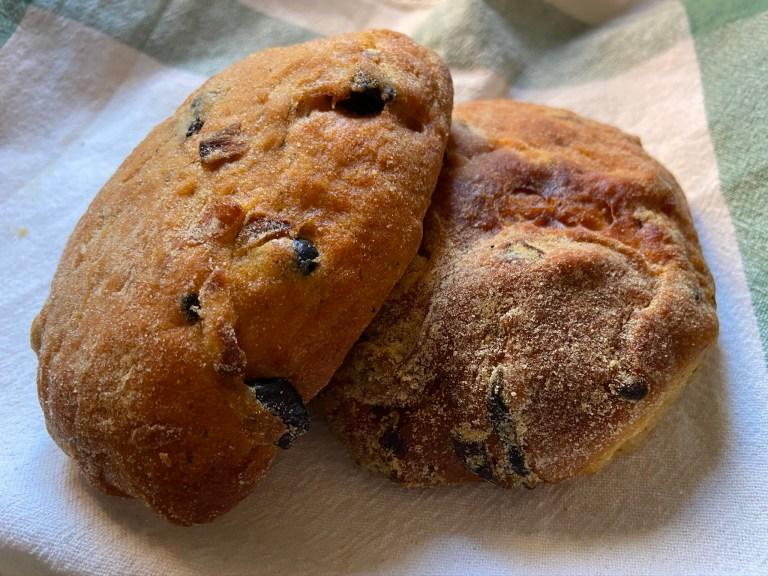 puccia bread Apulia