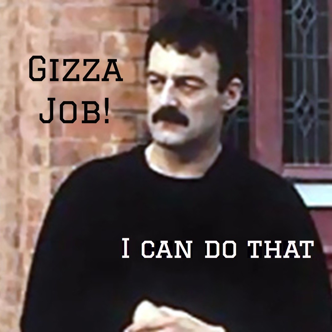 Gizza Job! – After The Mothership