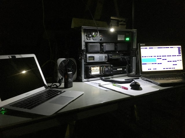 20 Meters Station Saturday night.