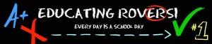 Educating roversi blog logo