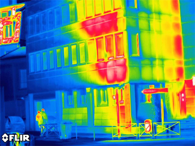 Formation Thermographie Infrarouge Conseils Aux