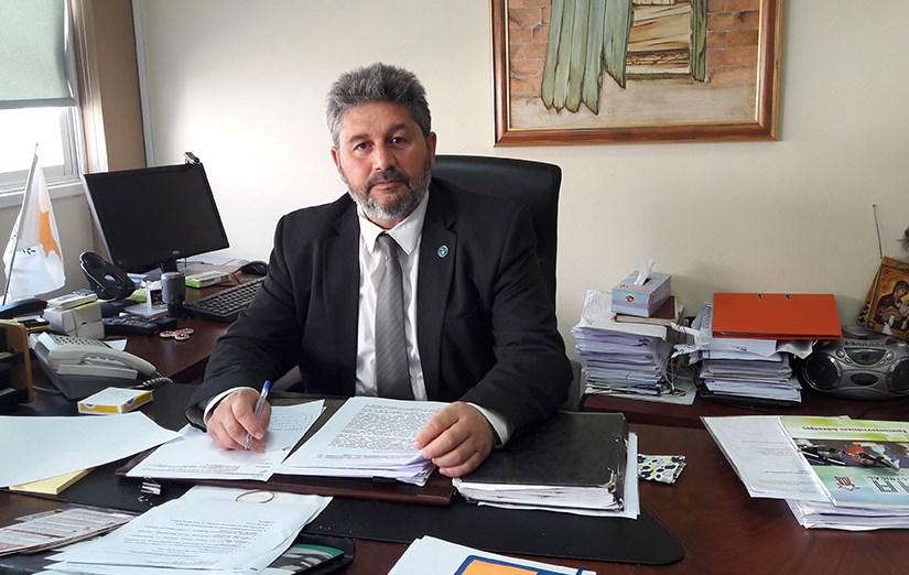 Δήμαρχος κ. Νεόφυτος Παπαλαζάρου