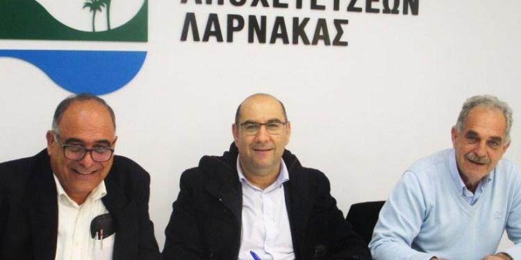 Ξεκινά η κατασκευή αντλιοστασίου ομβρίων υδάτων στη Λεωφ. Σπύρου Κυπριανού
