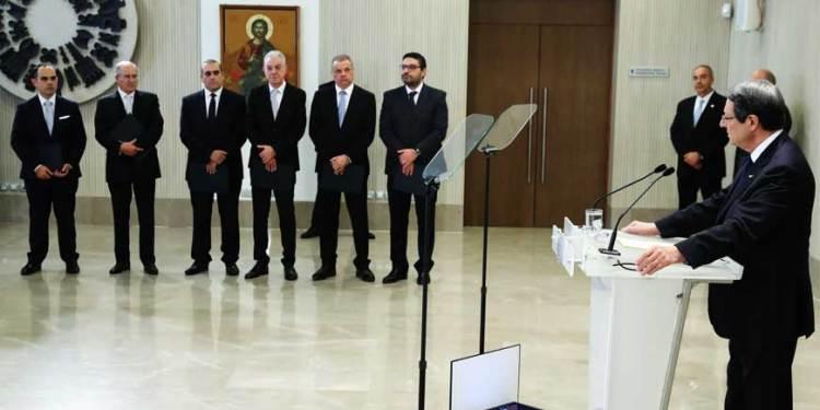 Υπουργοί