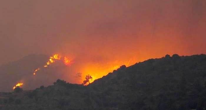 Μέχρι 24 Σεπτεμβρίου οι δηλώσεις ζημιάς για πυρκαγιές σε Κοινότητες Λεμεσού και ορεινής Λάρνακας
