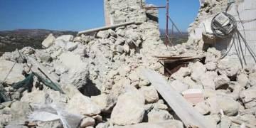 Λήψη μέτρων αυτοπροστασίας και ασφάλειας από τον σεισμό