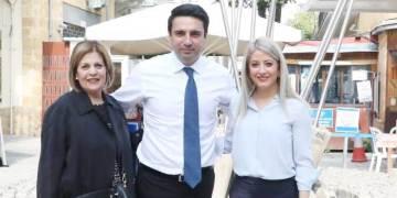Επίσκεψη Προέδρου Εθνοσυνέλευσης της Αρμενίας στο Δήμο Λευκωσίας