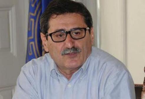 Ο Δήμαρχος Πατρέων Κώστας Πελετίδης