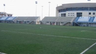 Αλλαγή του συνθετικού τάπητα στο Γήπεδο Παντελής Νικολαΐδης