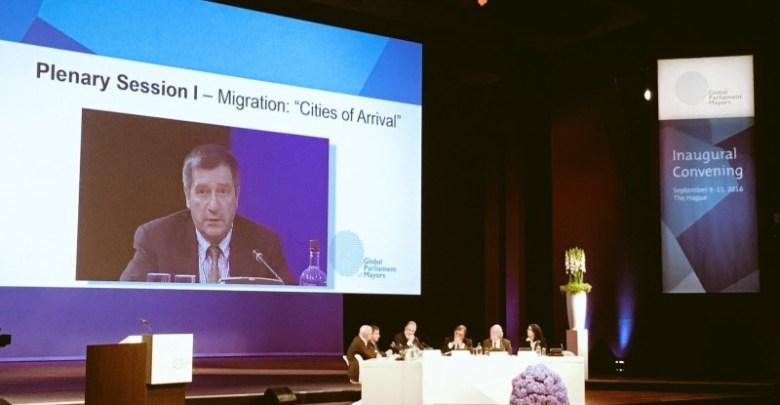 δύναμη στις πόλεις-Ο Δήμαρχος Αθηναίων από τη Χάγη