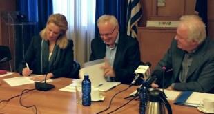 Πρωτόκολλο Συνεργασίας Περιφέρειας Αττικής και ΕΦΕΤ , με στόχο τον συντονισμό των ελεγκτικών αρχών για την εξασφάλιση υψηλού επιπέδου προστασίας