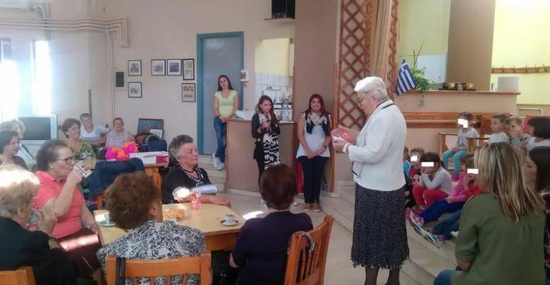 Διεθνή ημέρα ηλικιωμένων στον Δήμο Παγγαίου