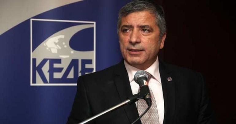 Συγχαρητήρια του Προέδρου της ΚΕΔΕ στο δήμαρχο Ελευσίνας